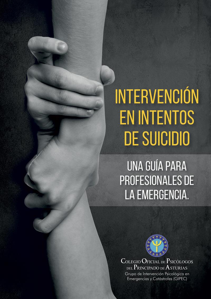Guía Intervención en Intentos de Suicidio.